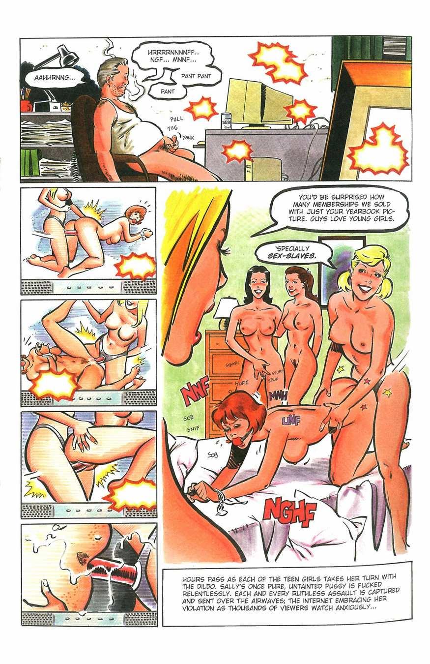 cartoon lesbian strapon porn